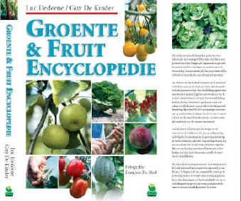 Groente- en fruit Encyclopedie, planten encyclopedie, fruitboek